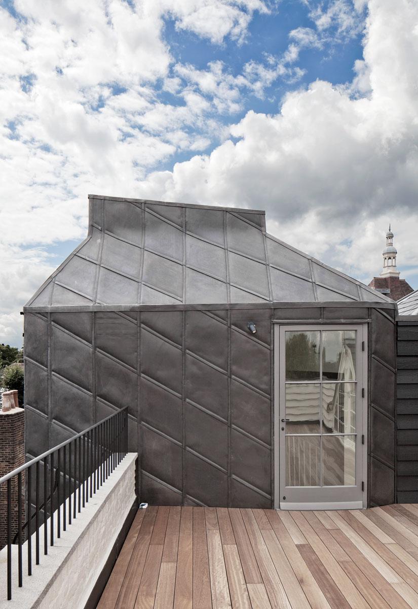 6a architects romney s house