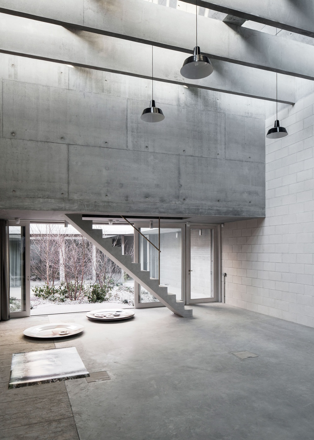 6a Architects Photography Studio For Juergen Teller